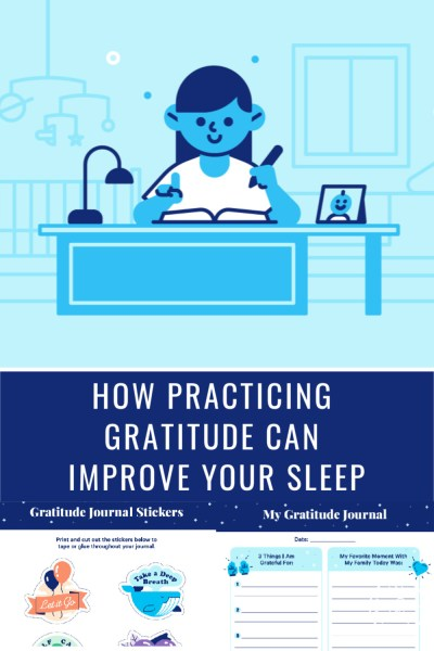 How Practicing Gratitude Can Improve Your Sleep