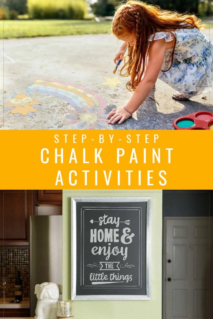 Chalk-Paint-Activities
