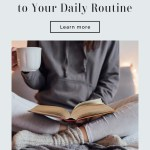 Five Self-Care Habits to Add to Your Daily Routine
