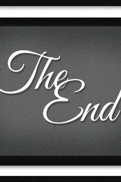 Movie End Screen