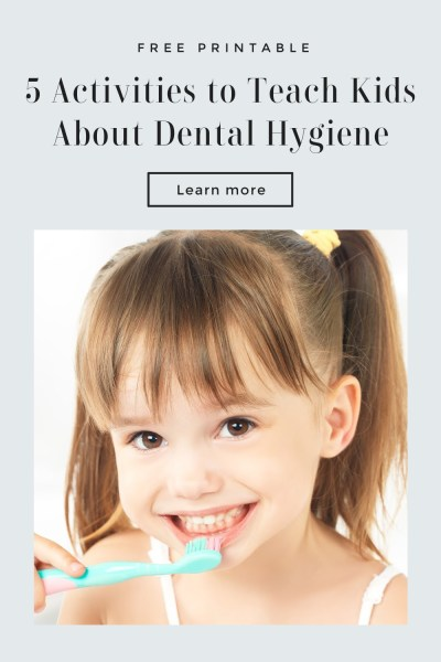 Teach Kids about Dental Hygiene