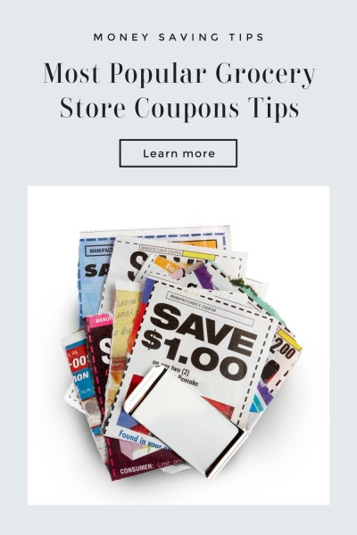Grocery Store Coupon Tips