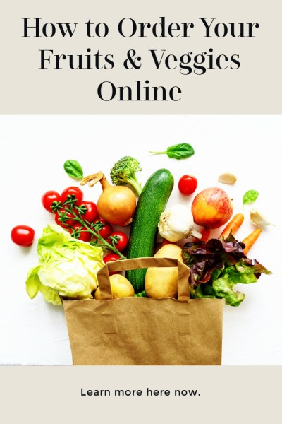 Fruits and Veggies Online