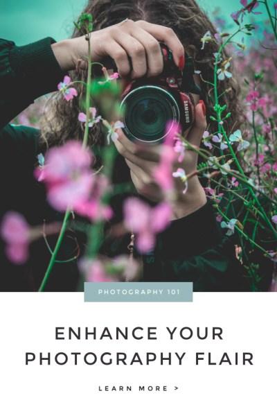 Enhance Your Photos Learn How