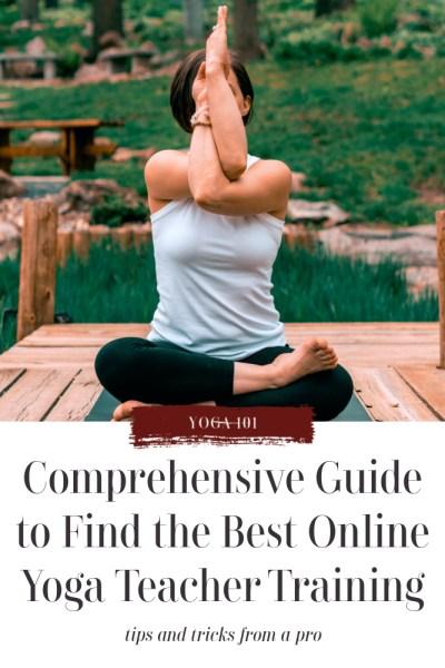 Online Yoga Teacher Tips