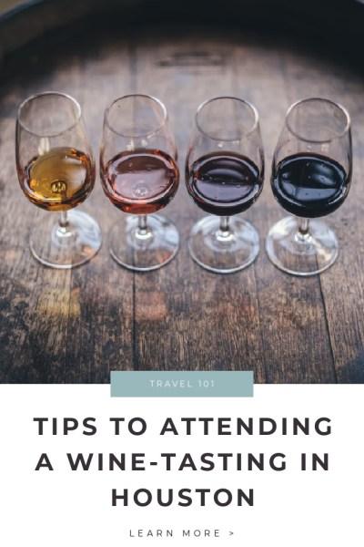Wine Tasting in Houston