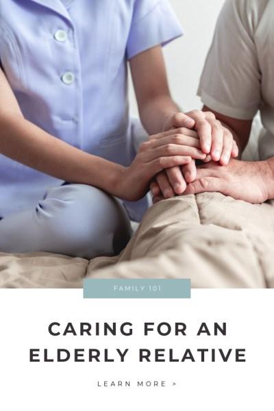 Care for Elderly Relative Tips