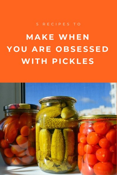 Pickles Recipes for Pickle Lovers