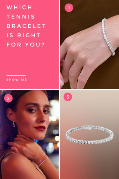Which Tennis Bracelet Is Right for You