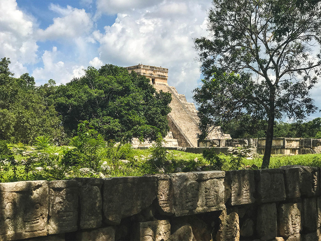 Chichén Itzá is just one of many fun day trips to take from Playa del Carmen!