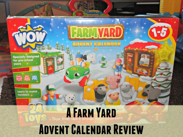 farm yard calendar