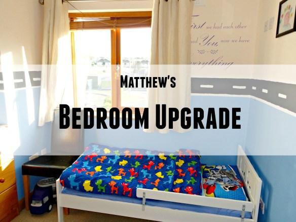 Matthew's Bedroom