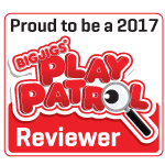 BigJigs Play Patrol Toy Reviewer