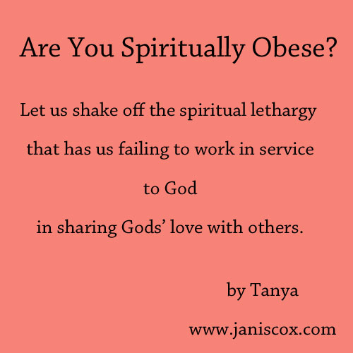 Are-you-spiritually-obese-By-Tanay