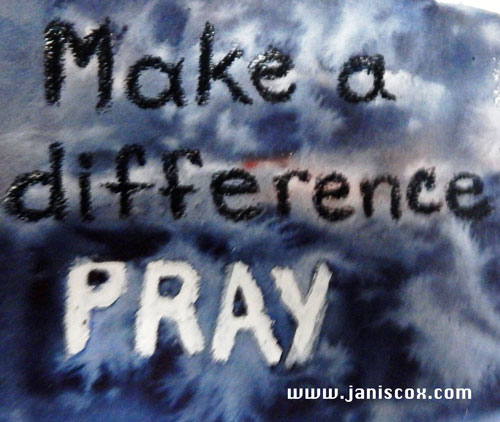 Make-a-difference--pray