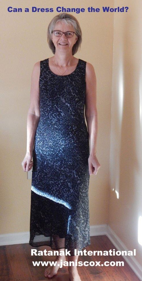 Dress Ratanak Janis Cox