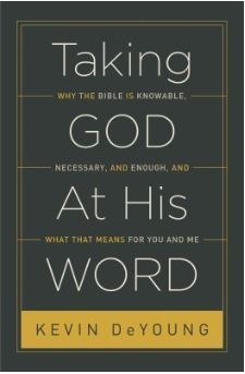 I believe - Taking God at His Word