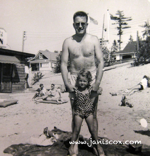 Dad and Janis