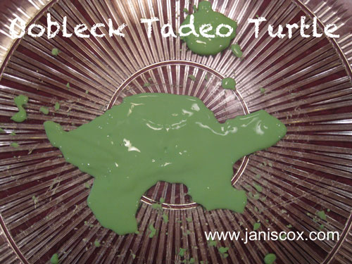 Oobleck Tadeo Turtle