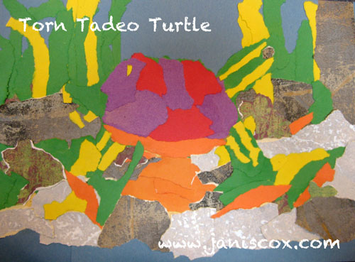 Torn Tadeo Turtle