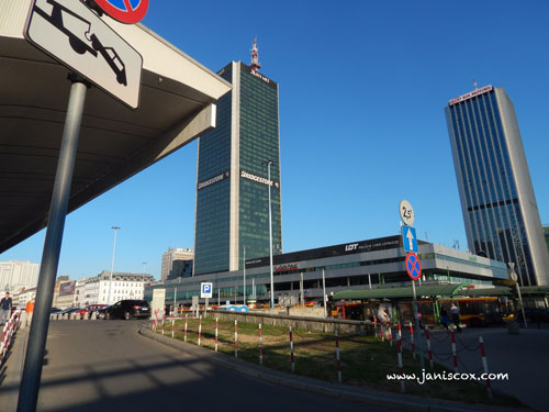 new-Warsaw.Marriott Hotel