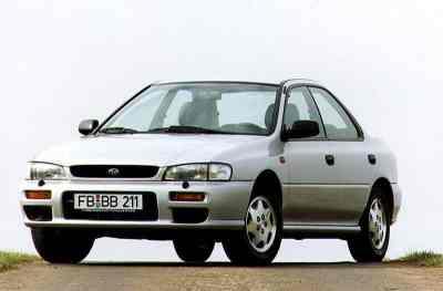 Subaru Impreza GC (Mk.1)