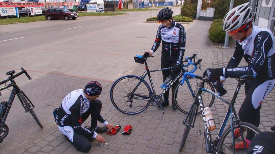 GRUPA Janisz - sponsorem rowerow dla Dolina Noteci Racing Team