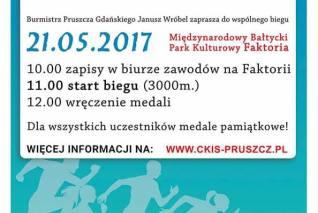 Polska Biega w Pruszczu Gdańskim z Grupą Janisz!