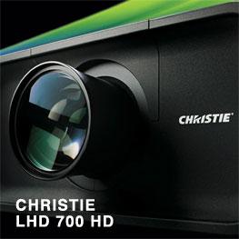 Eingekauft: Christie LHD 700 HD-Beamer