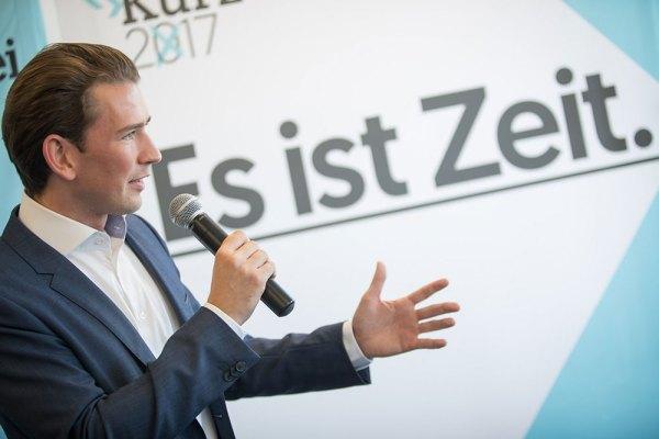 Sebastian Kurz Aufbruchtour 2017
