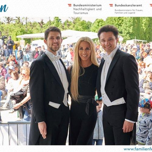 Familienfest Schlosspark Schönbrunn