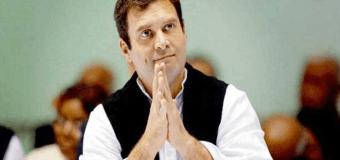 राहुल गांधी की ताजपोशी चुनाव के शेड्यूल का ऐलान कल
