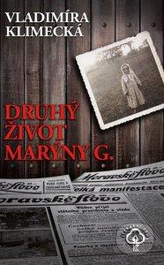 Obálka knihy Druhý život Marýny G.