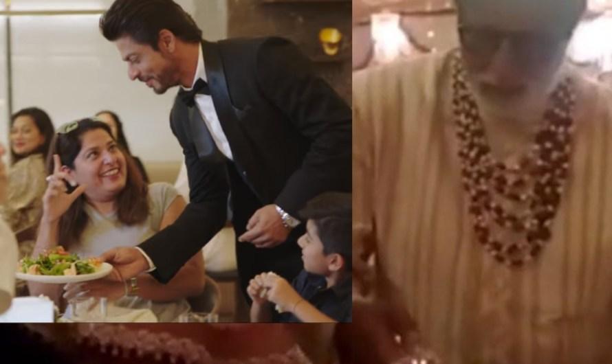 isha ambani की शादी में बॉलीवुड सितारों ने परोसा खाना