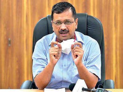 दिल्ली में कोरोना के मामले लगातार दूसरे दिन घटे मुख्यमंत्री ने दिए लोकडाउन हटाने के संकेत