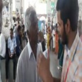 jan ki baat- talk with the locals of TNarsipur