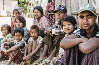 nice people in Burma
