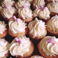 Cupcakes for a coffee morning