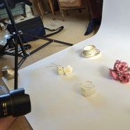 Photoshoot time for my Janmary Designs jewellery