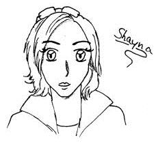 Zeichen der Macht: Shayna Richards