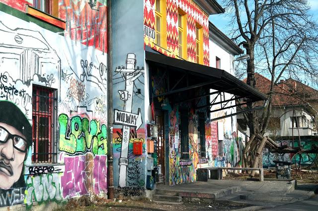 Ljubljana Metelkova citytrip