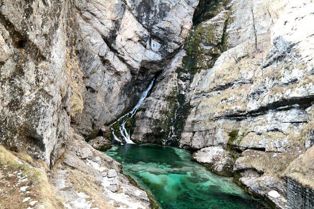 Slap Savica waterval Bohinj