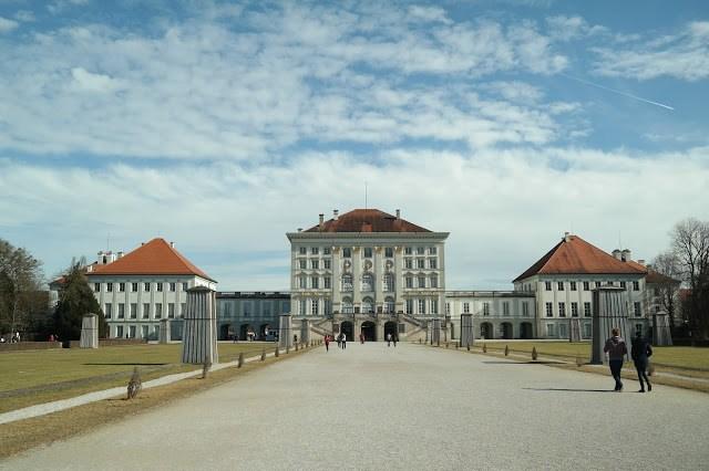 Schloss Nymphenburg München citytrip