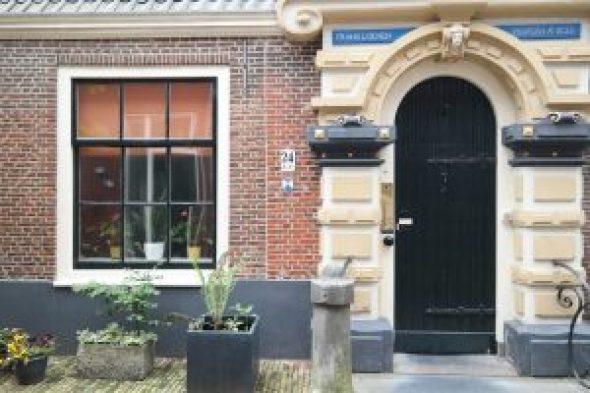 Haarlem hofje