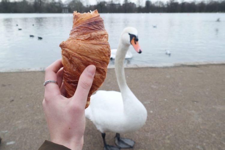Goedkoop eten in Londen