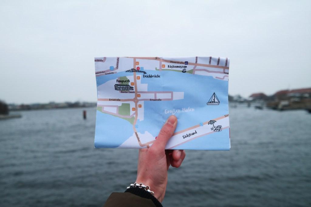 Wilhelmshaven was zu tun Instagram