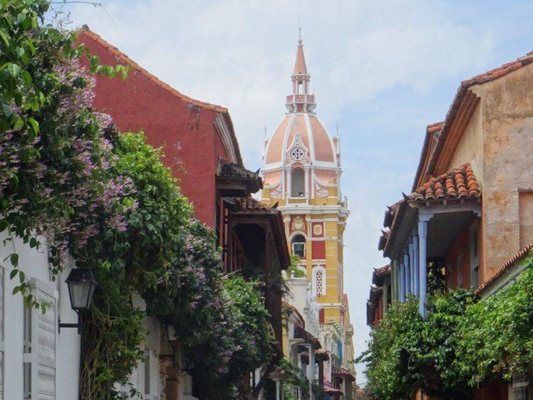 Reisroute Colombia Cartagena