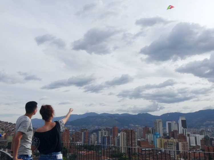 Reiseroute Kolumbien vier Wochen