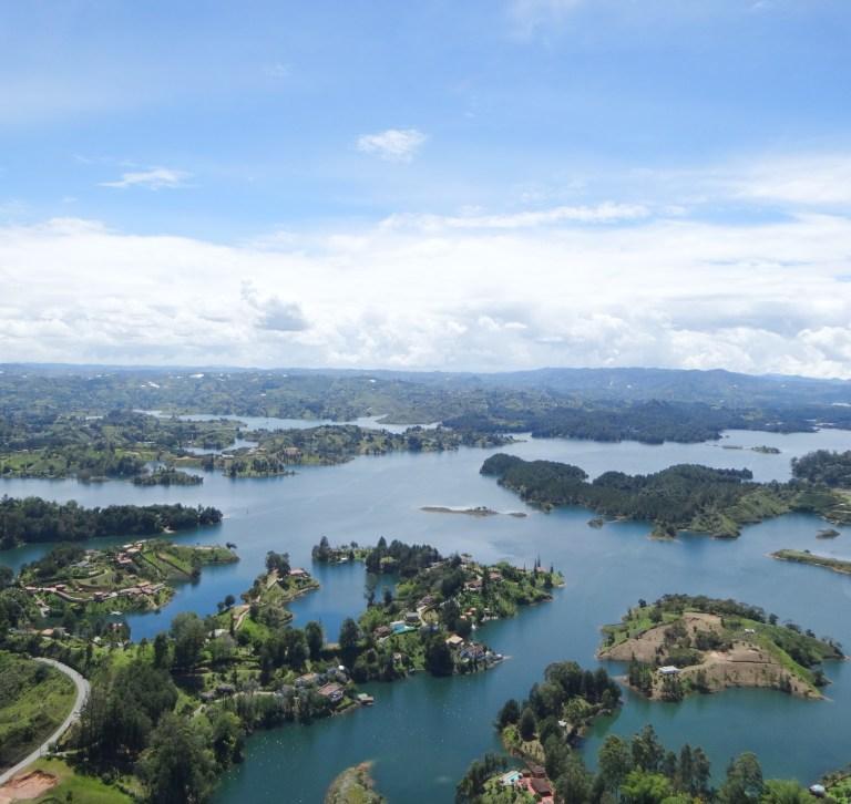 Rundreise Kolumbien Reiseroute vier Wochen