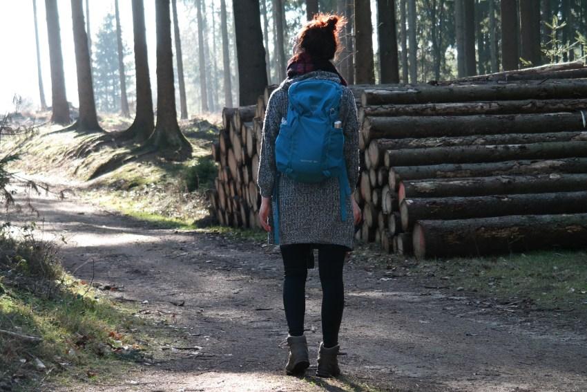 Runde von Georgsmarienhütte wandern Osnabrücker Land